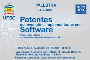 patente software